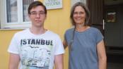 Roman Penkowskij und Antje Fähler
