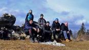 Gruppenbild Schneeberg 2